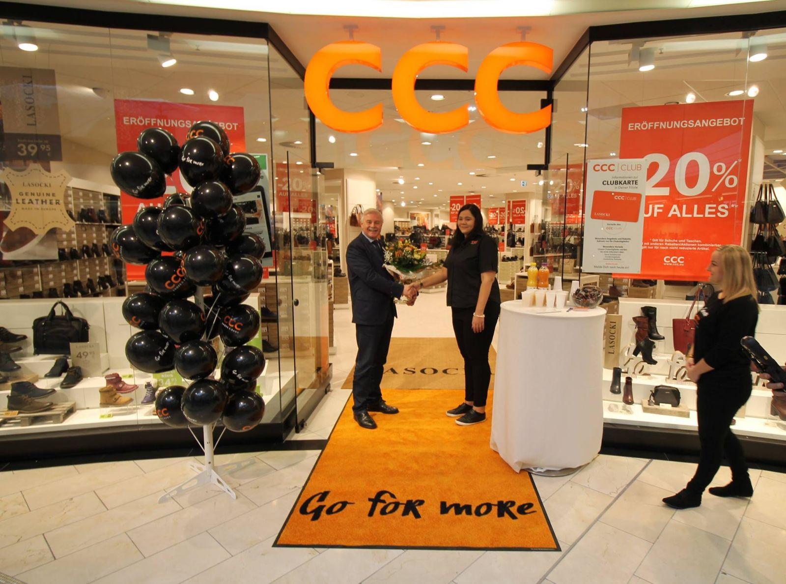 CCC SHOES   BAGS eröffnet neuen Store auch in Wiesbaden ... e10a81284114f