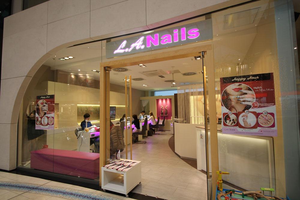 L.A. Nails - LuisenForum Wiesbaden | Einkaufen. Qualitu00e4ts- Und Markenbewusst.