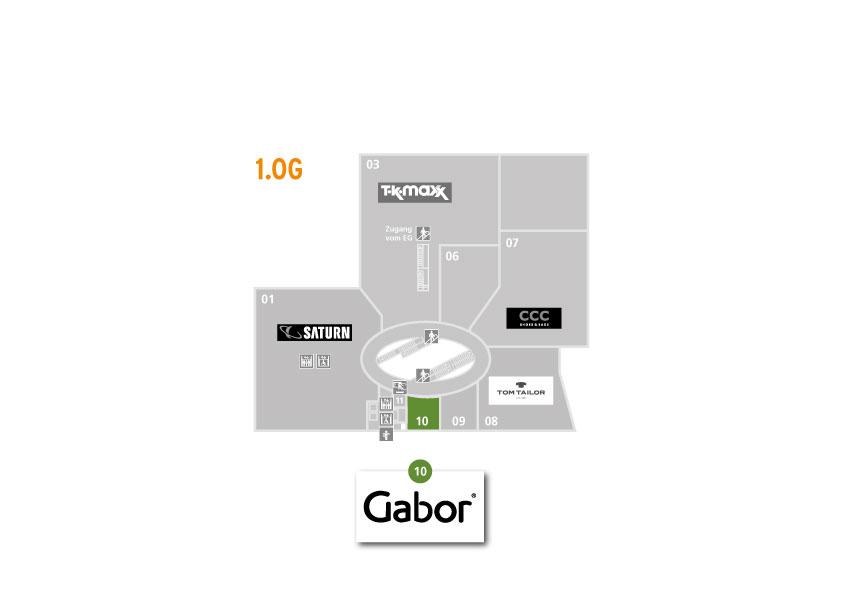 Gabor Shop LuisenForum Wiesbaden | Einkaufen. Qualitäts