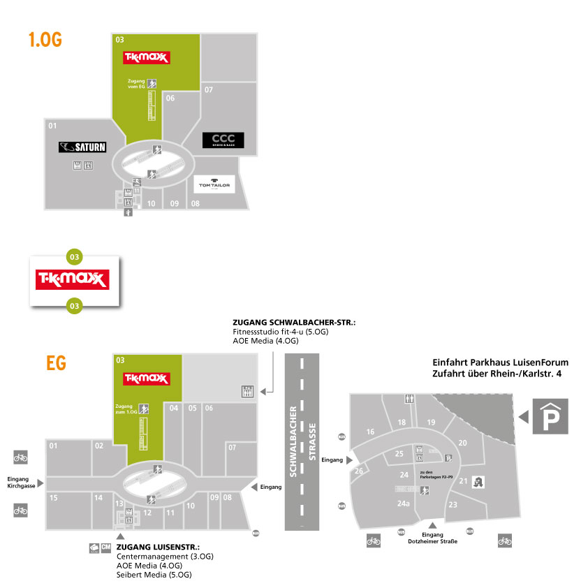 TK Maxx LuisenForum Wiesbaden Einkaufen Qualitts Und Parken Wohnzimmer